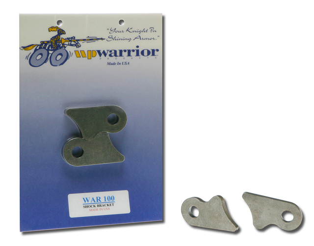 Warrior Products Universal Weld On Shock Bracket