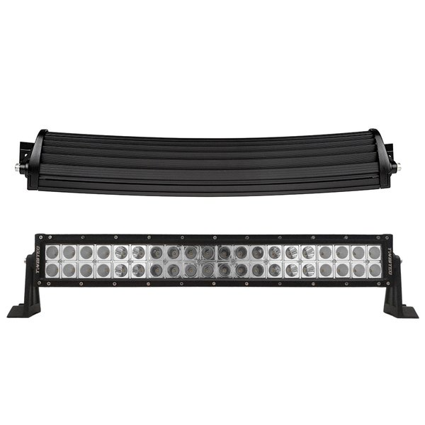 Twisted 20 inch Pro Series Curved LED Light Bar