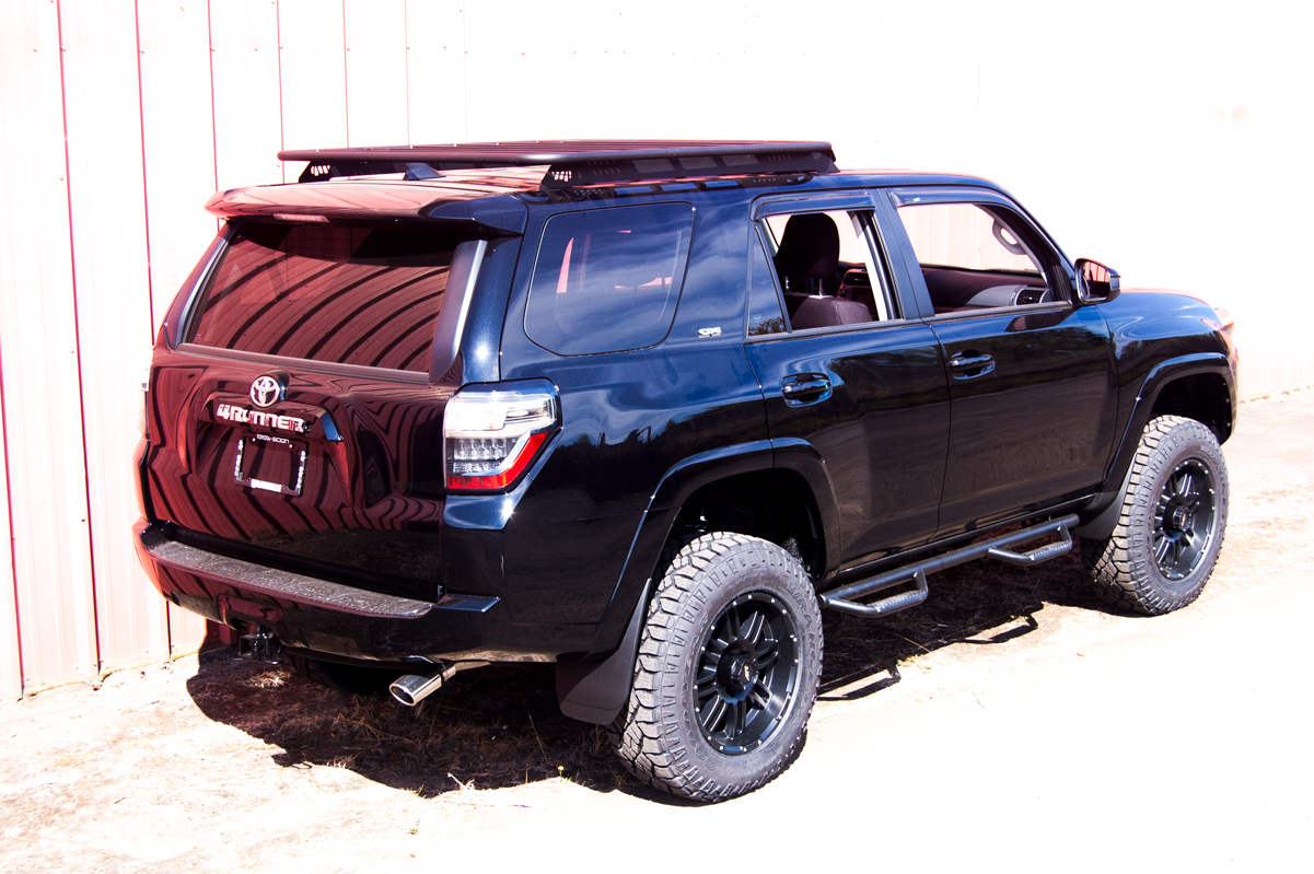 Warrior 4Runner Platform Roof Rack 2010+