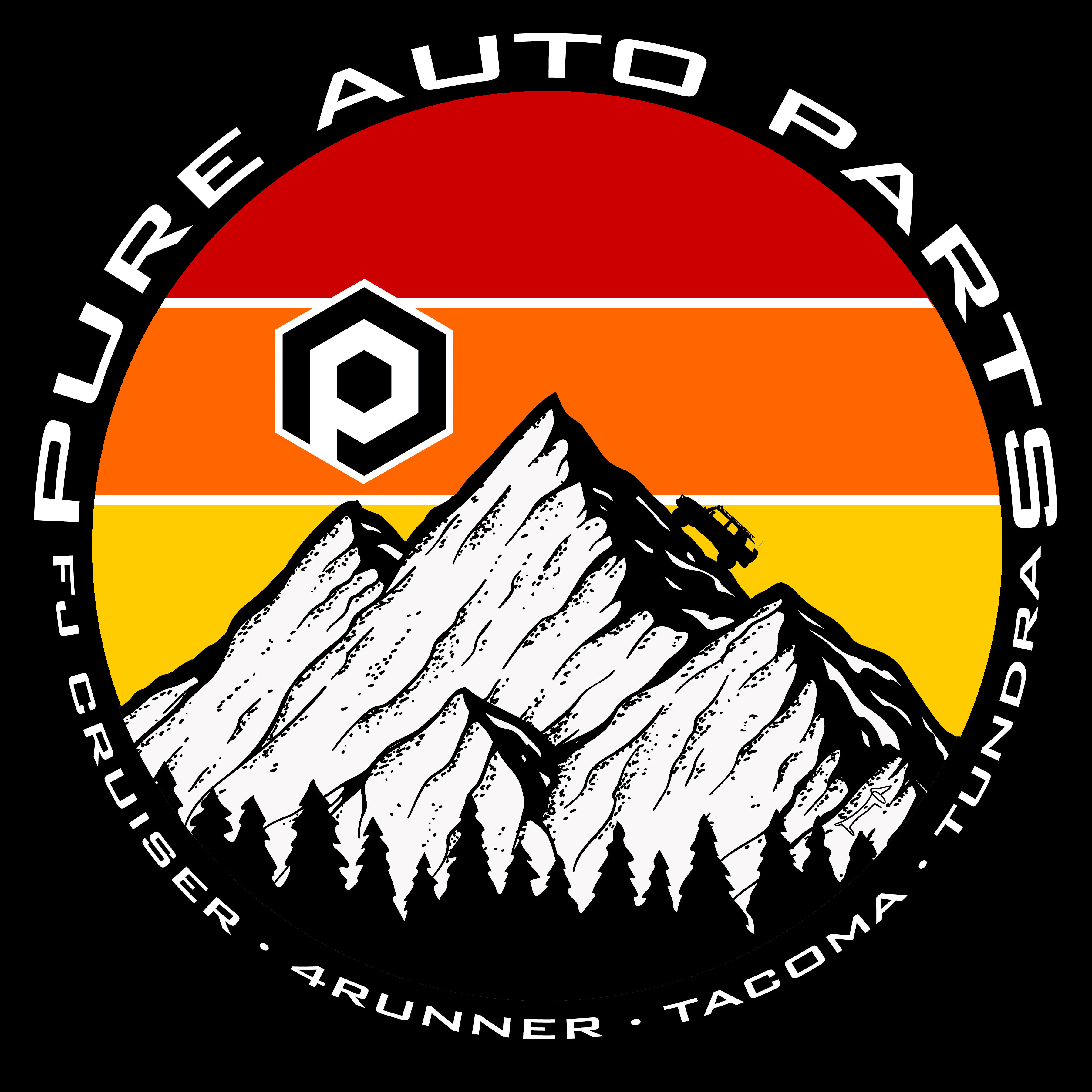 Pure Auto Parts - OverLanding - New T-Shirt for 2020 - FREE SHIPPING