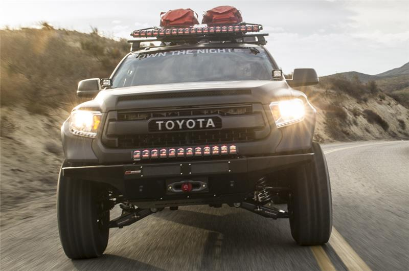 "Rigid Industries, 10"" Adapt Series LED Light Bar"