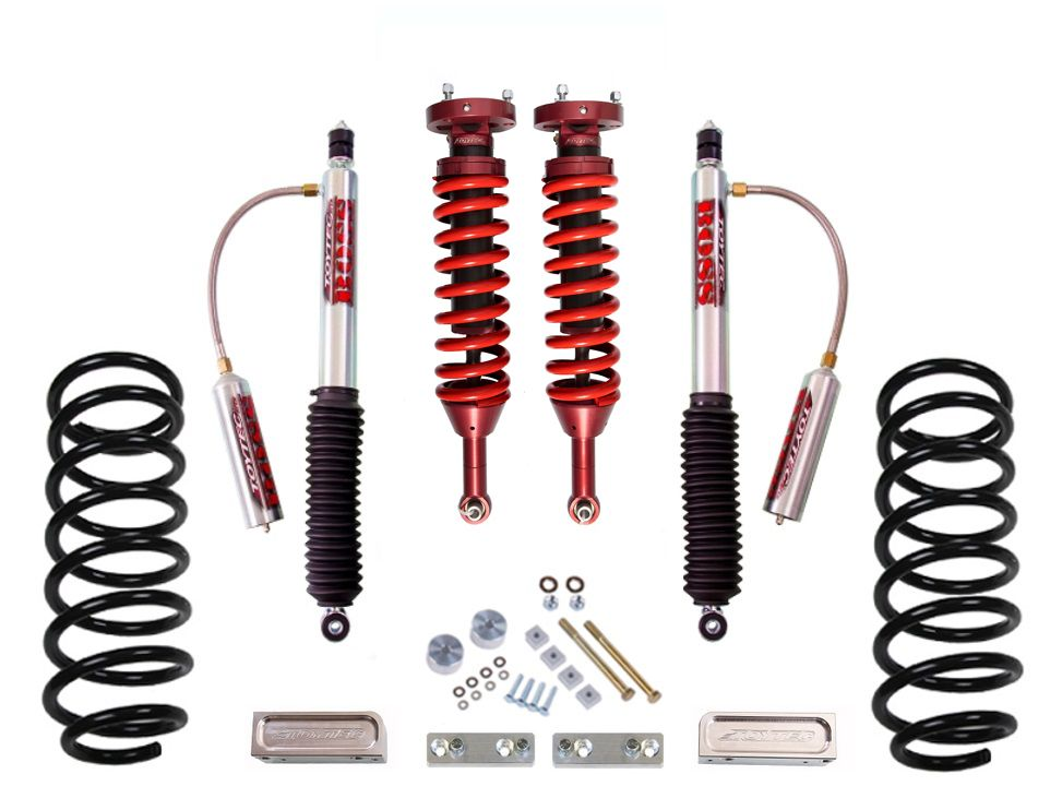 Toytec BOSS Performance Suspension System for 03-09 4Runner