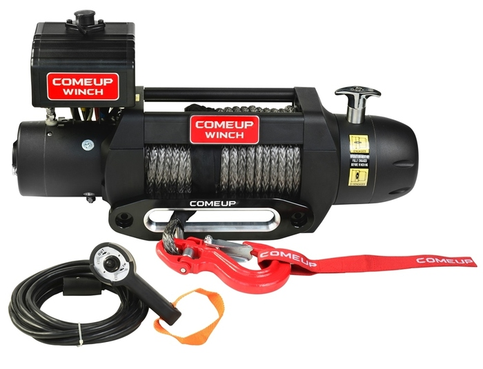Comeup SEAL Gen2 9.5s, 12V WINCH
