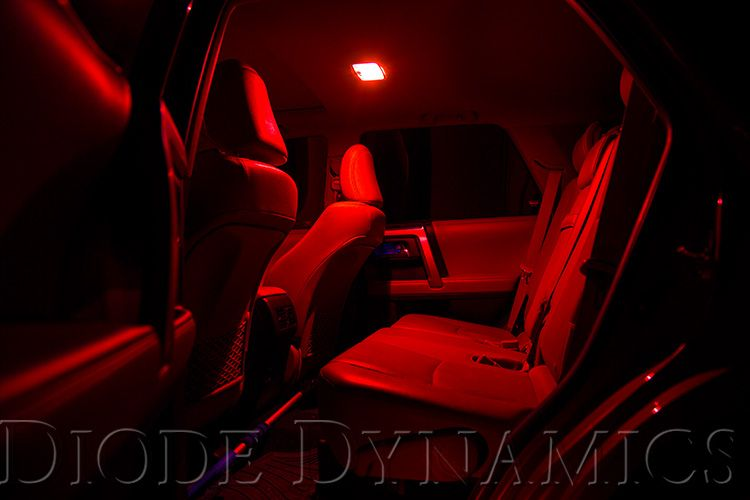 Diode Dynamics Dome Light LEDs for 1996-2019 Toyota 4Runner (one)