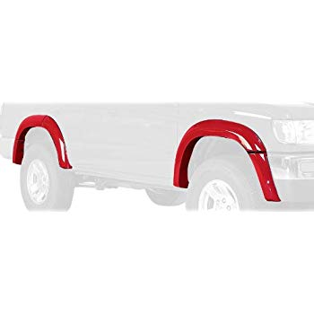 Bushwacker Extend-A-Fender Smooth Finish Flare Set for 1996-2002 4Runner