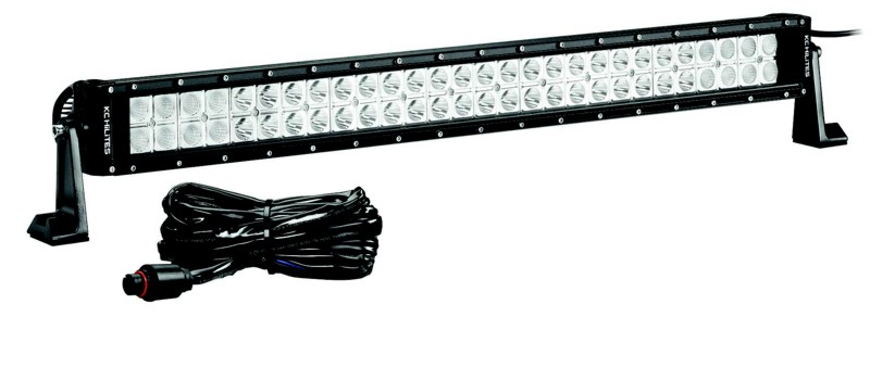 "KC HiLiTES C-Series LED - 30"" Bar Combo Spot / Spread - Black -"