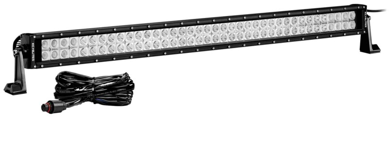 "KC HiLiTES C-Series LED - 40"" Bar Combo Spot / Spread - Black -"