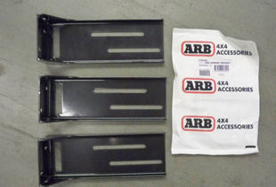 Stainless Steel Brackets - Universal fit for ARB Awnings