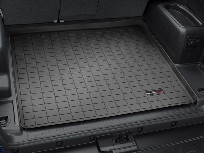 WeatherTech Cargo Area Liner - Black; 2010-2020 4Runner