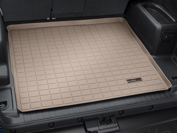 WeatherTech Cargo Area Liner - Tan; 2010-2020 4Runner