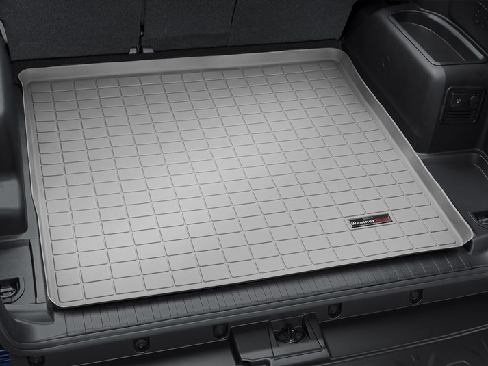 WeatherTech Cargo Area Liner - Grey; 2010-2020 4Runner