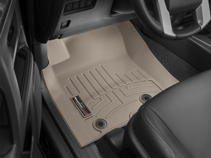2013-2018 Toyota 4Runner Tan Floor Liner - 1st Row
