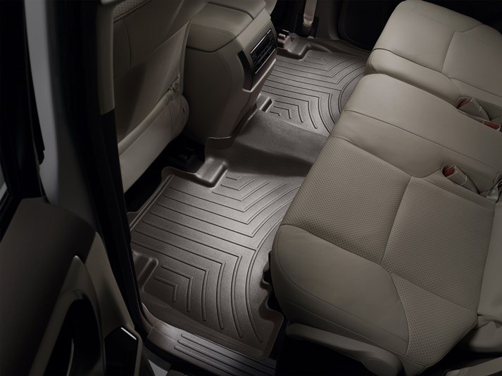 2013-2018 Toyota 4Runner Cocoa Floor Liner - 2nd Row