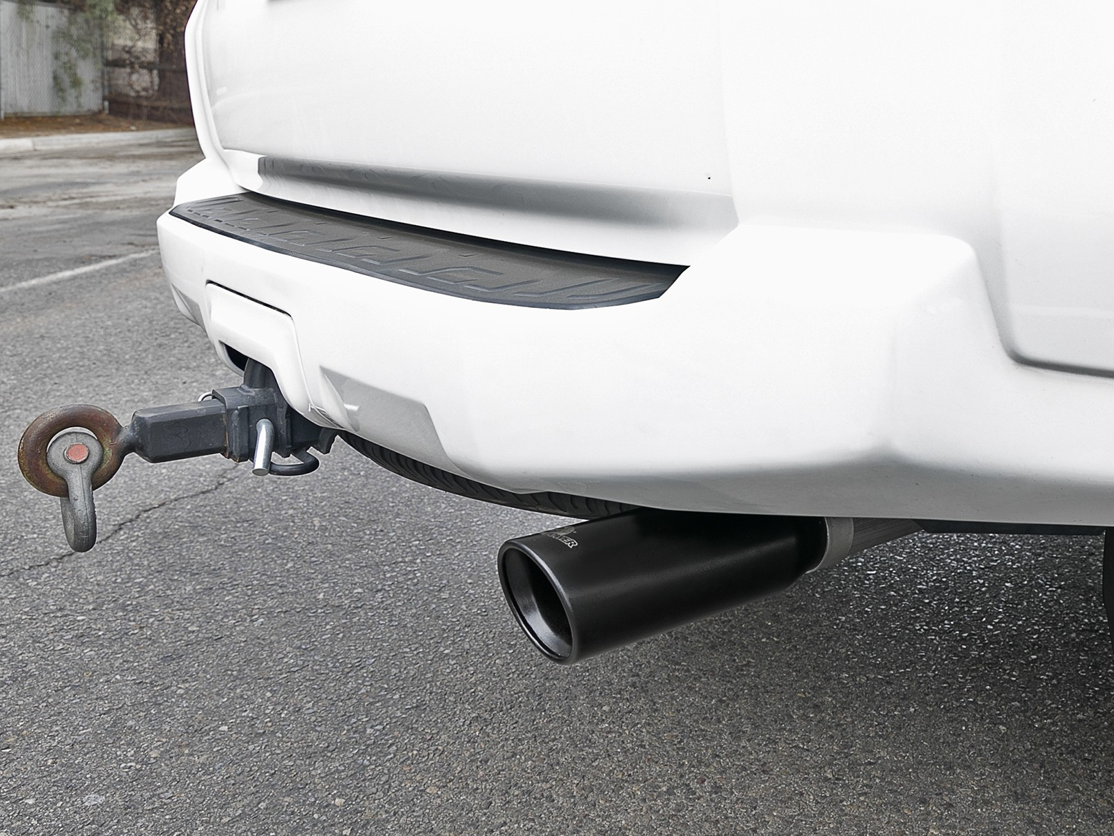 AFE MACH Force-Xp Stainless Steel Exhaust System 2010-2018 - BLACK TIP