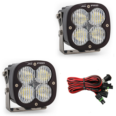 LED Light Pods Wide Cornering Pattern Pair XL Pro Series Baja Designs