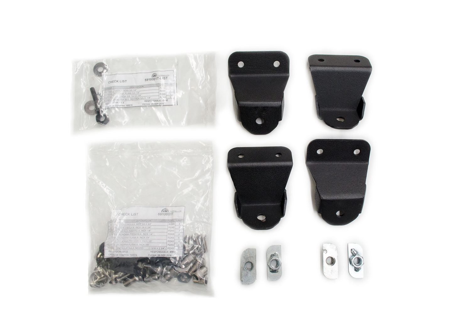 Go Rhino SRM Series Fixed Mounting Kit