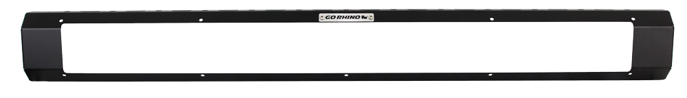 "Go Rhino SRM100 Rear Plate - 40"" Light Bar"