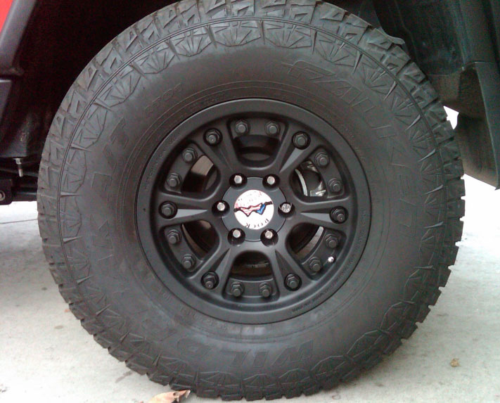 Street Legal BeadLocks for Toyota 4Runner