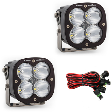 LED Light Pods High Speed Spot Pair XL Racer Edition Baja Designs