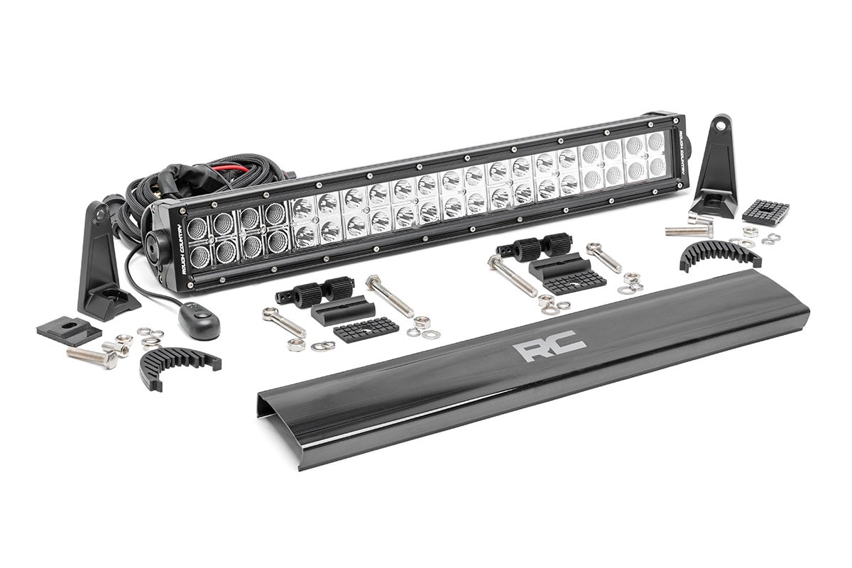 Rough Country 20in Cree LED Light Bar - Dual Row