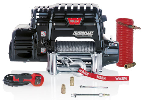 Warn PowerPlant HP 9,500lb Winch