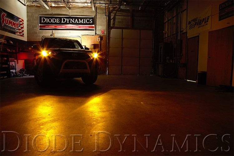 Diode Dynamics Rear Turn as Tail Signal LEDs for 2010-2019 Toyota 4Runner (pair)