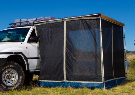 ARB AWNING MOSQUITO NET 2500 X 2100