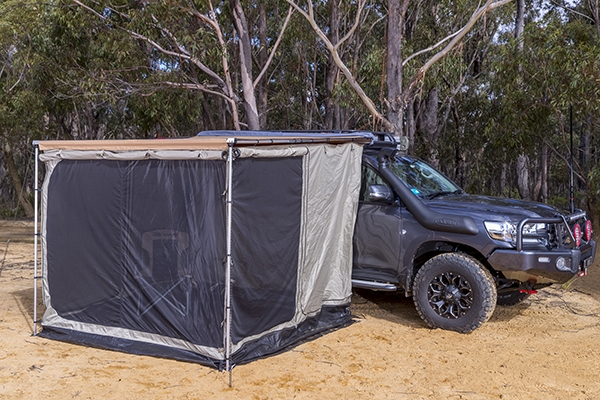 ARB 2500 X 2500 DELUXE AWNING ROOM WITH FLOOR