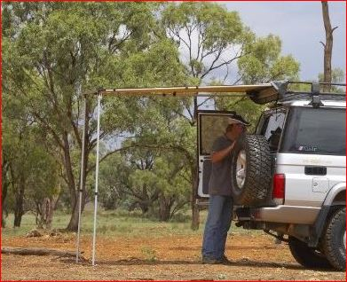 ARB AWNING TOURING 1250MM (4FT)