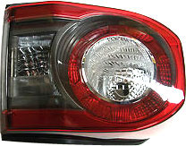 FJ Cruiser Passenger Side Tail Light 2012+