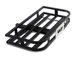 Warrior Cargo Hitch Rack flat mount 36 in wide