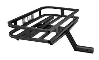 Warrior Cargo Hitch Rack 8 inch raised mount 36 inch wide