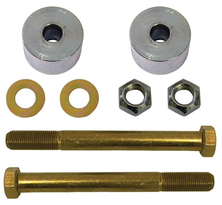 Total Chaos 1 inch Diff Drop Spacer Kit