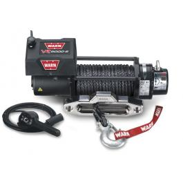 Warn VR8000-s Winch with Synthetic Cable