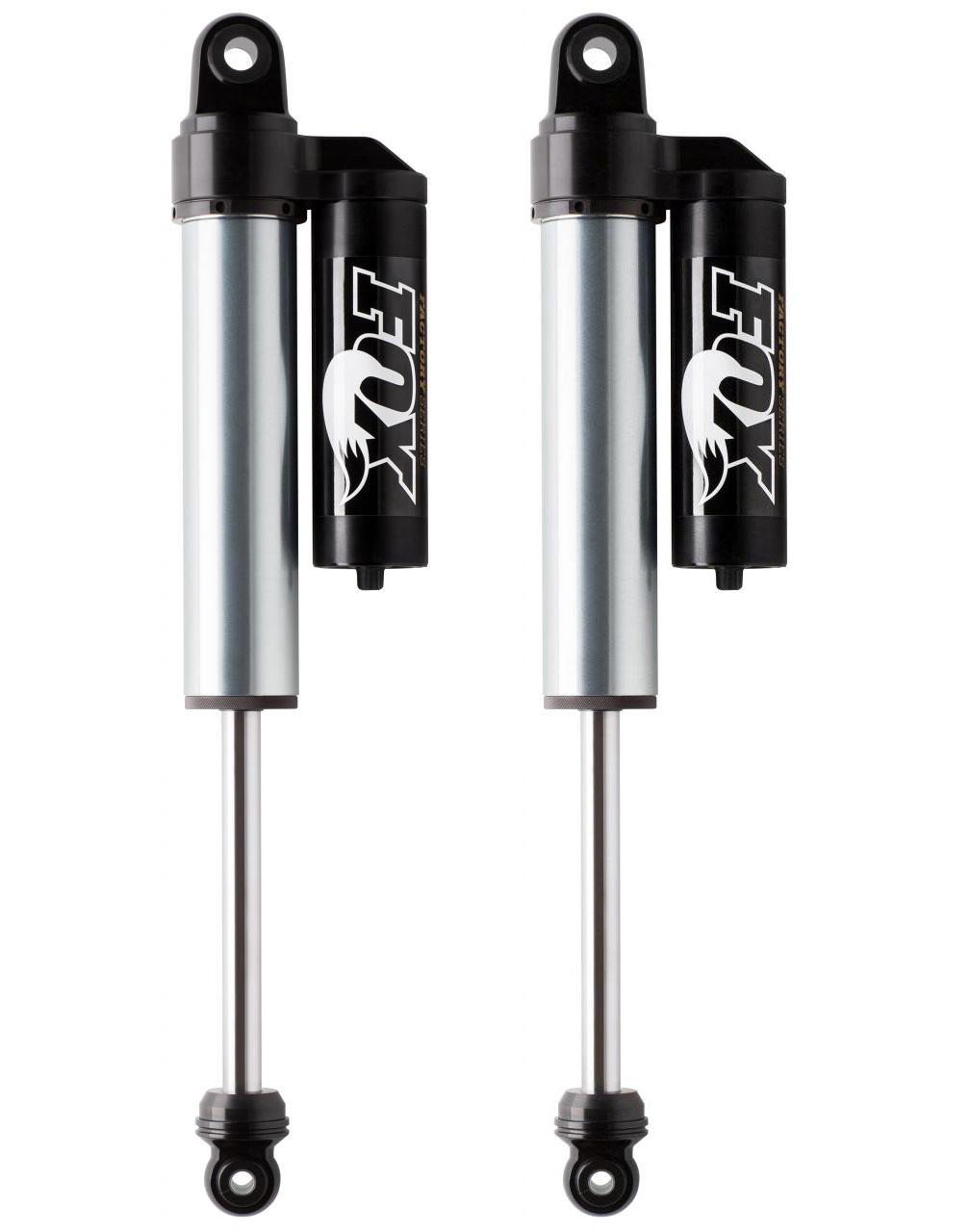 FOX FACTORY RACE SERIES 2.5 RESERVOIR SHOCK (PAIR) 2003-2019