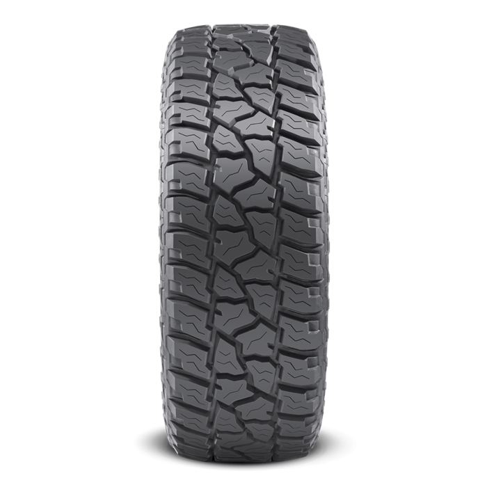 Baja ATZ P3 22.0 Inch 37X13.50R22LT Black Sidewall Light Truck Radial Tire Mickey Thompson