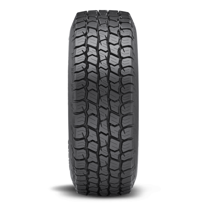 Deegan 38 All-Terrain 16.0 Inch LT265/70R16 Raised White Letter Light Truck Radial Tire Mickey Thompson