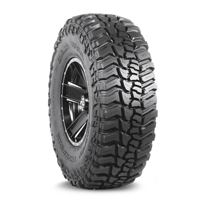 Baja Boss 20.0 Inch LT295/55R20 Black Sidewall Light Truck Radial Tire Mickey Thompson
