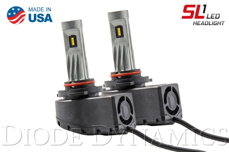 Diode Dynamics High Beam LED Headlight for 2003-2020 Toyota 4Runner (pair)