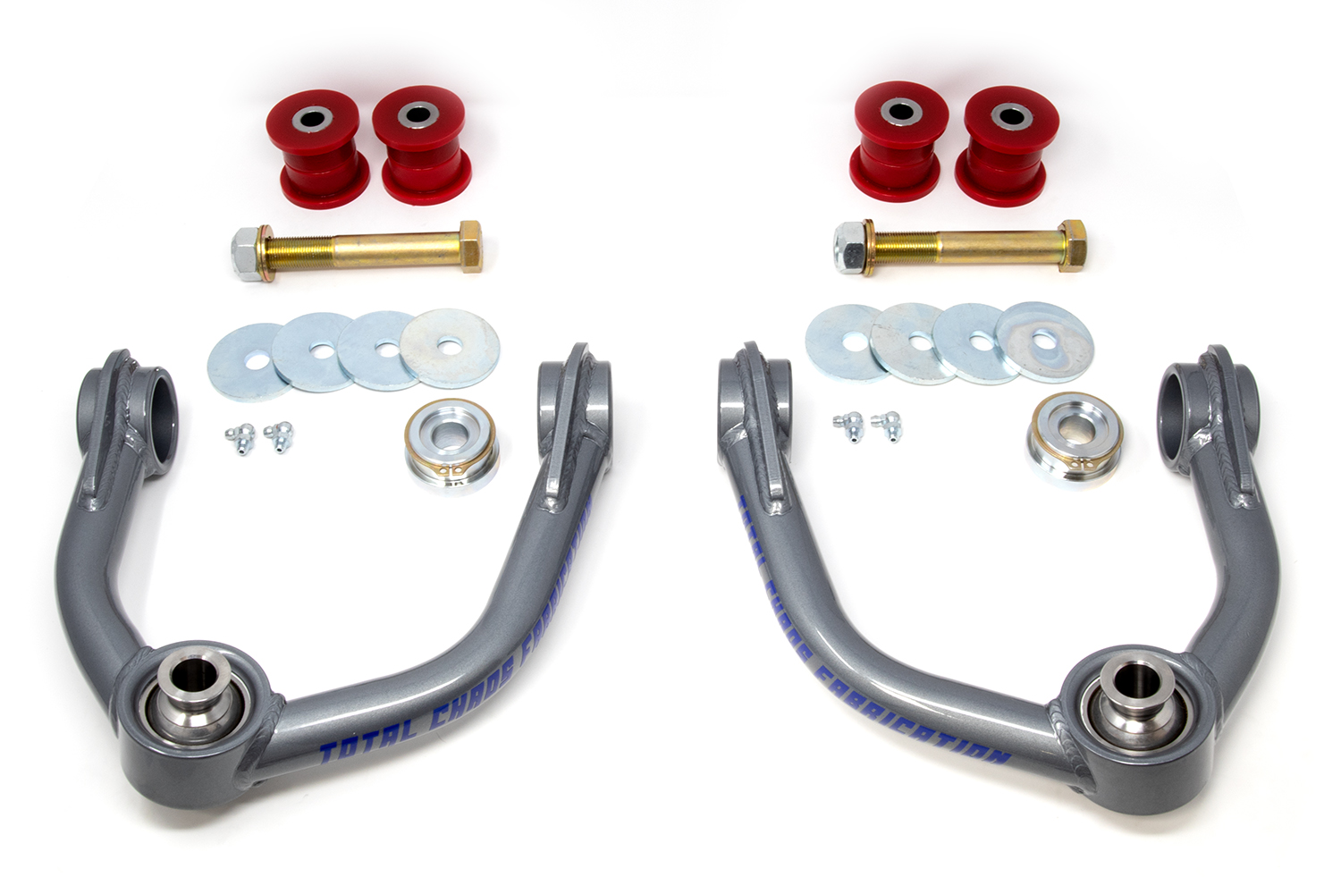Total Chaos Upper Control Arms for 1996-2002 4Runner - Urethane Bushings