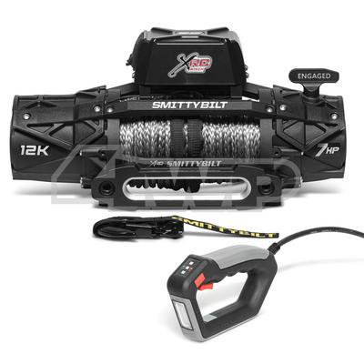 Smittybilt XRC Gen3 12K Comp Series Winch with Synthetic Cable