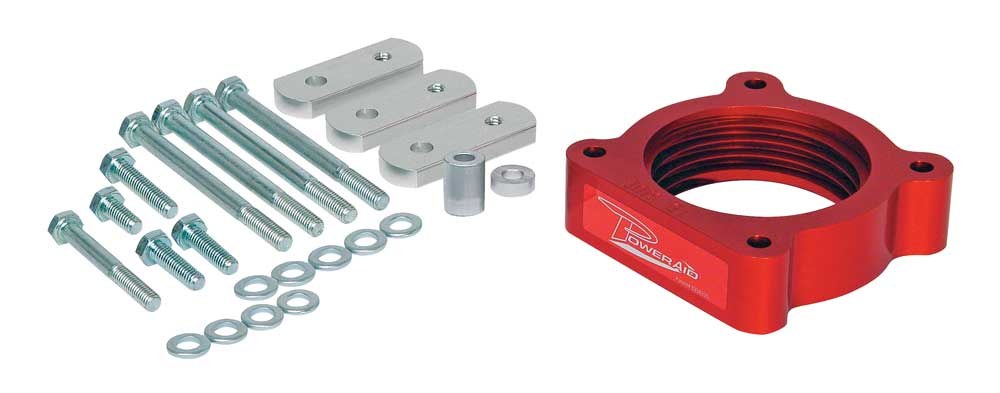 Airaid Throttle Body Spacer 2005-2009 4Runner