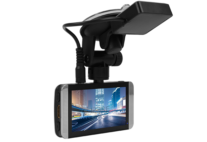 KDLINKS X1 Full 1080p HD Super-Wide Angle GPS Single Lens Dashcam