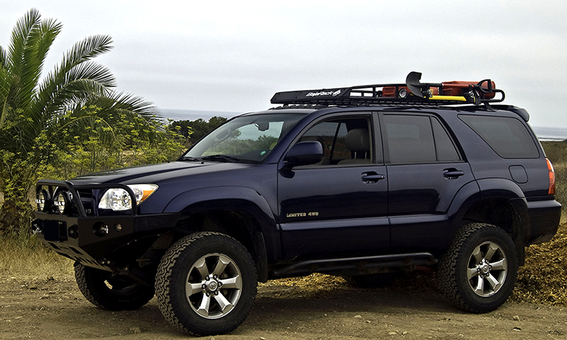 4Runner Gen 4 Standard Basket (long) Rack 2003-2009