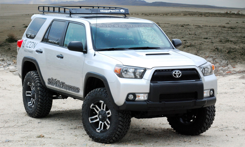 4Runner Gen 5 Standard Basket Rack 2010-2016
