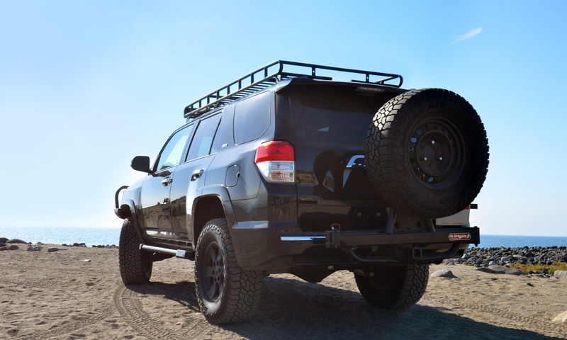 4Runner Gen 5 Standard Basket (long) Rack (without sunroof cutout) 2010-2018