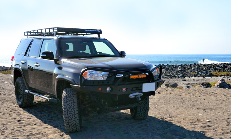 4Runner Gen 5 Standard Basket (long) Rack (sunroof cutout) 2010-2018