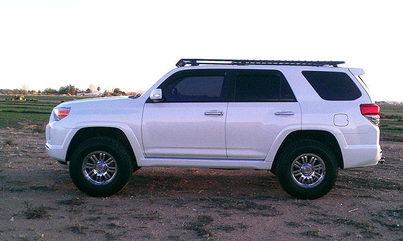 4Runner Gen 5 UTility (flat) Rack (sunroof cutout) 2010-2016
