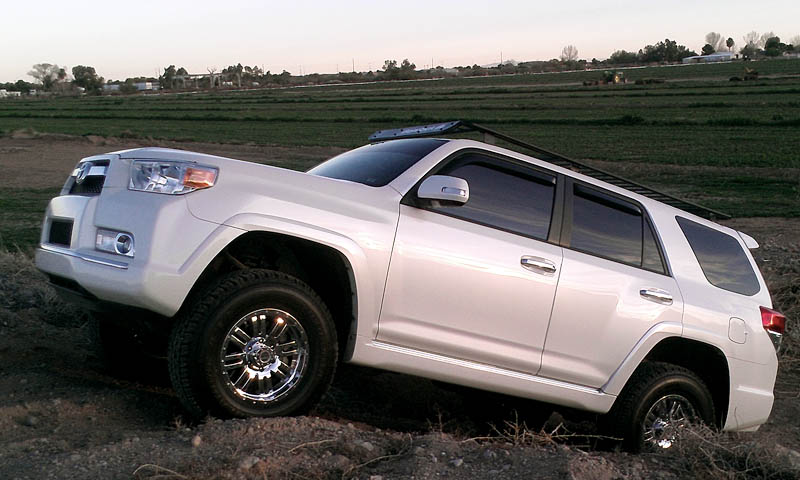 4Runner Gen 5 UTility (flat) Rack (sunroof cutout) 2010-2018