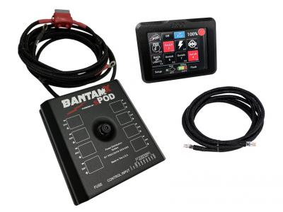 sPOD BANTAMX TOUCHSCREEN FOR UNI WITH BATTERY CABLES